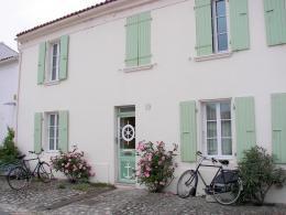 Maison sur l`Ile d`Aix