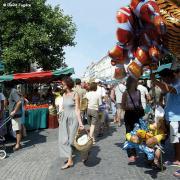 Le plus important marché du Poitou Charente